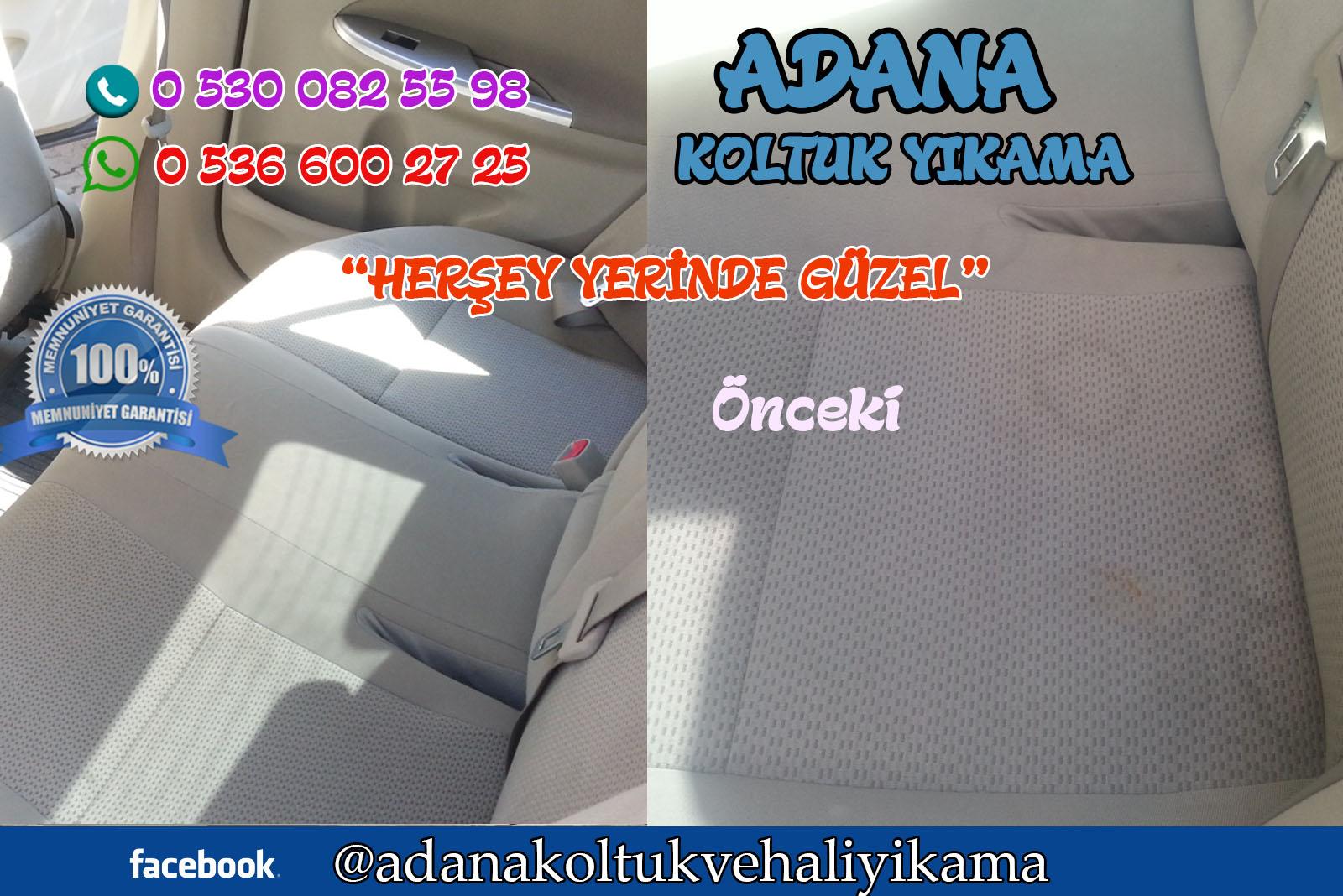 Araç Koltuk Yıkama ( Toyota Corolla )