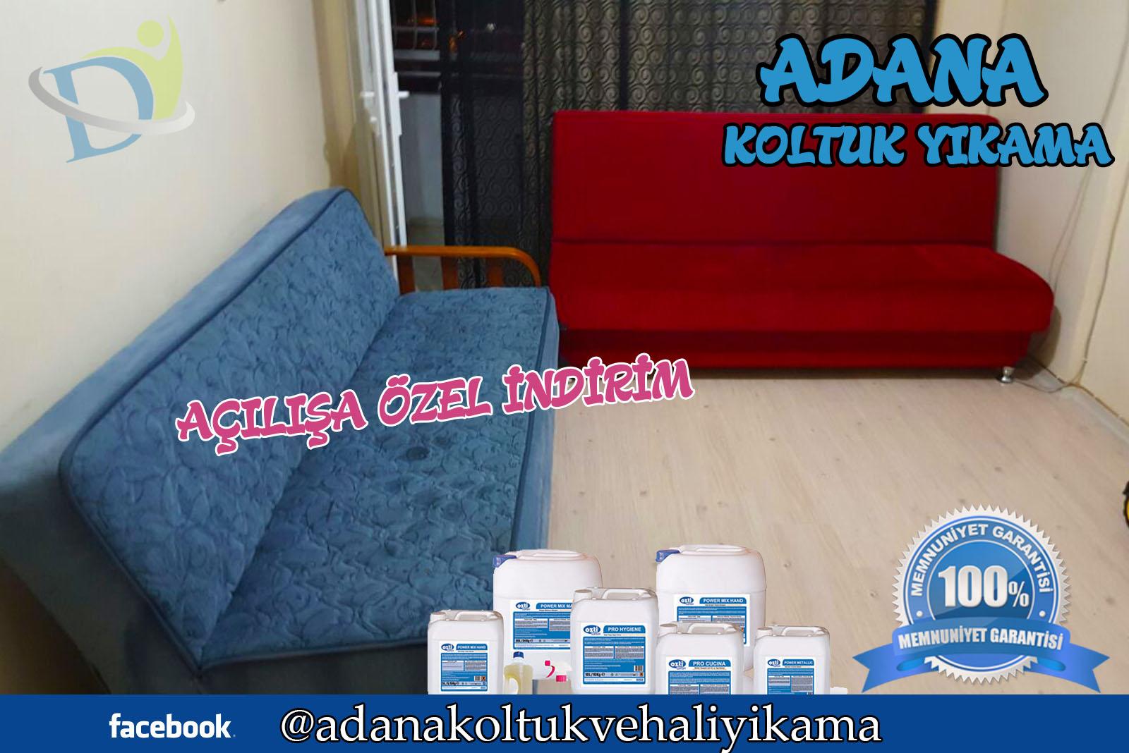 Adana Mavi Bulvar Çekyat Yıkama Hizmeti