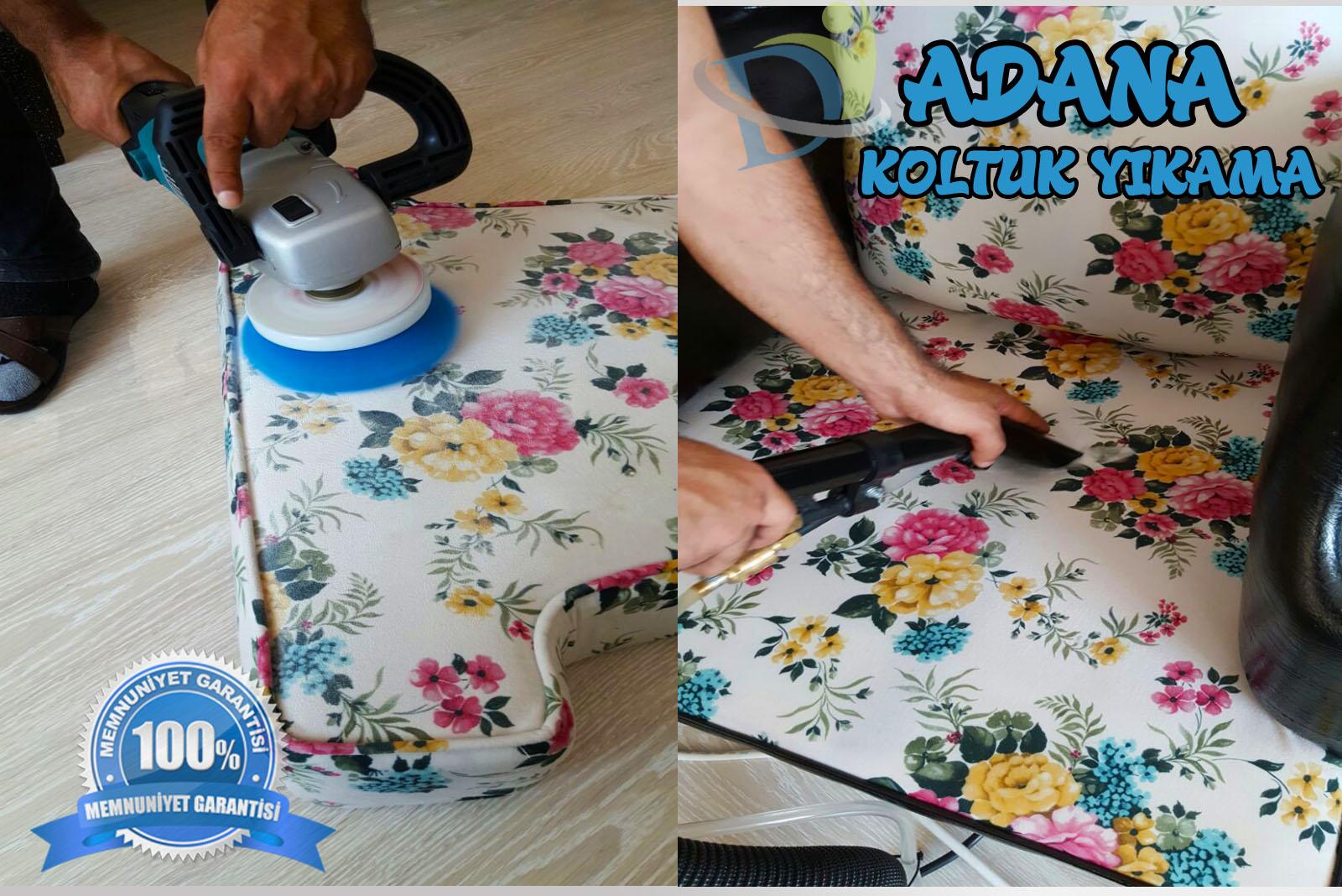 Adana Koltuk Yıkama ( Tekli Berjer Yıkama )