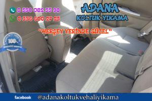 Adana Araç Koltuk Yıkama