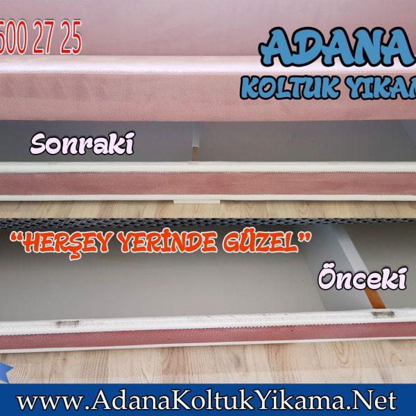 Adana Balcalı Toki Koltuk Yıkama