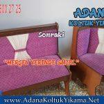 Adana GaziPaşa Koltuk Yıkama