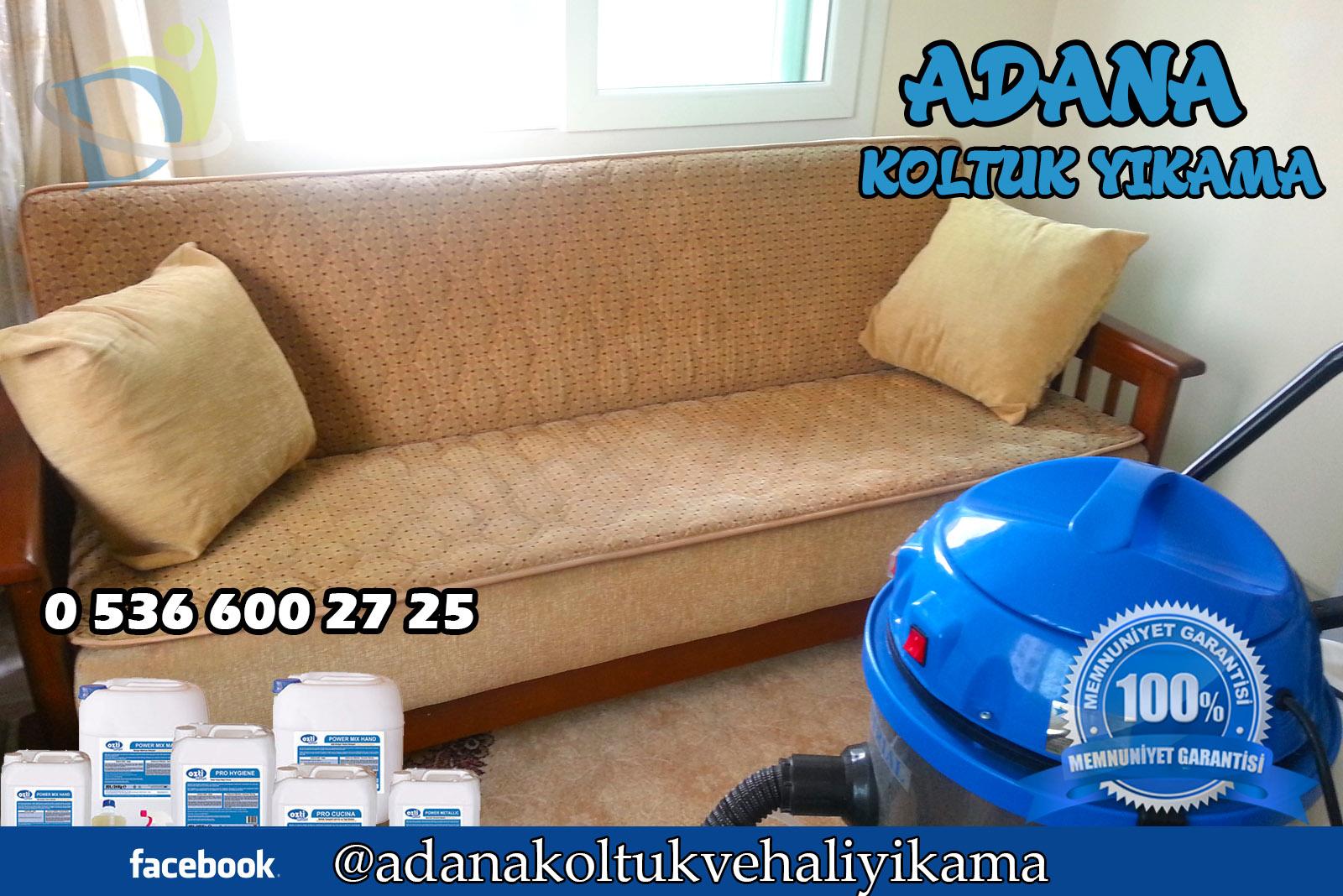Adana Koltuk Yıkama + Gürsel Paşa Mahallesi + Koltuk Takımı Yıkama