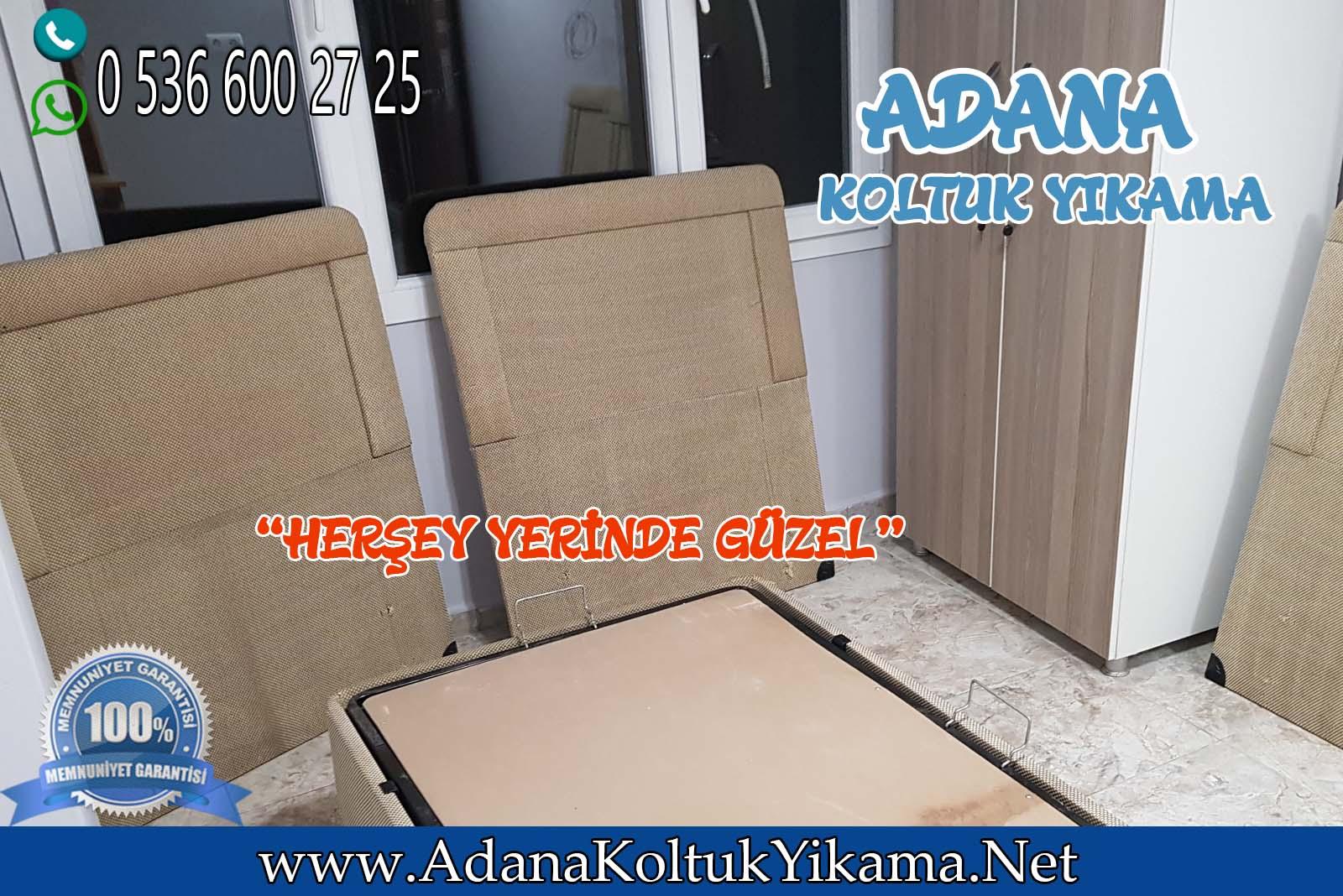 Adana Koltuk Yıkama + Anka Kız Yurdu + Yatak + Baza Yıkama