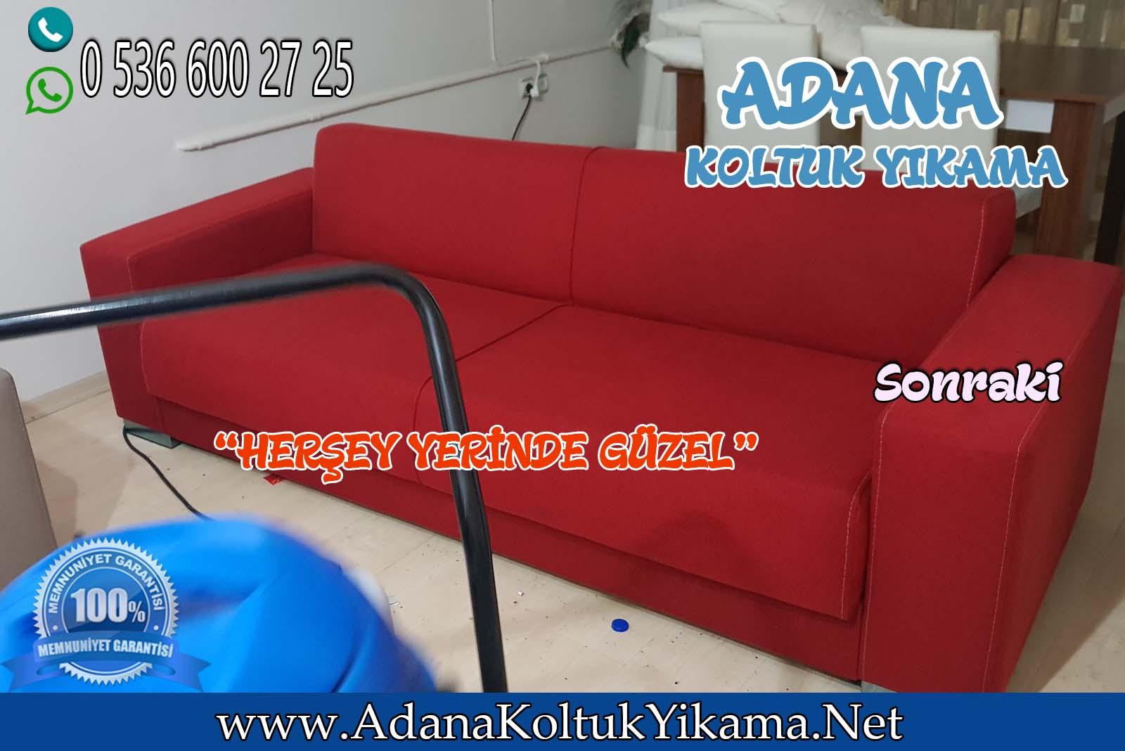 Adana Çekyat Yıkama ( Gazipaşa ) Adana Koltuk Takımı Yıkama