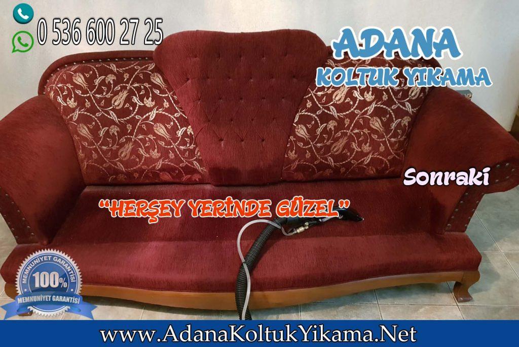 Adana Koltuk Yıkama - Güzelyalı Mahallesi