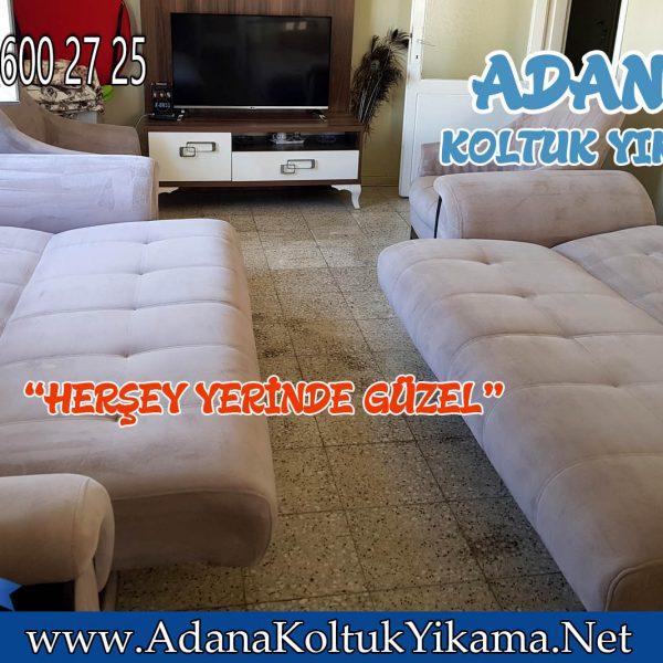 Adana Mavi Bulvar Koltuk Yıkama