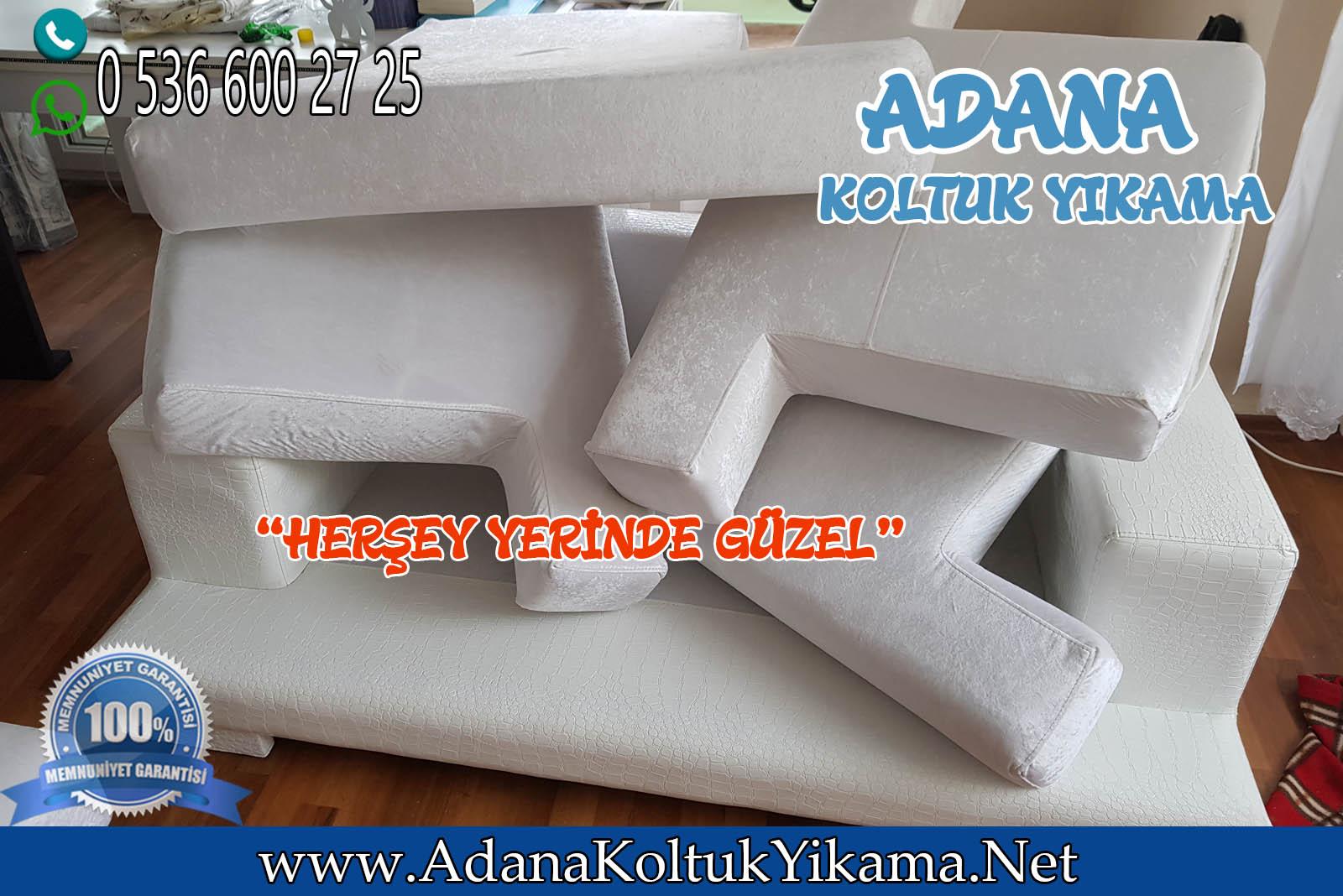 Adana Koltuk Temizliği