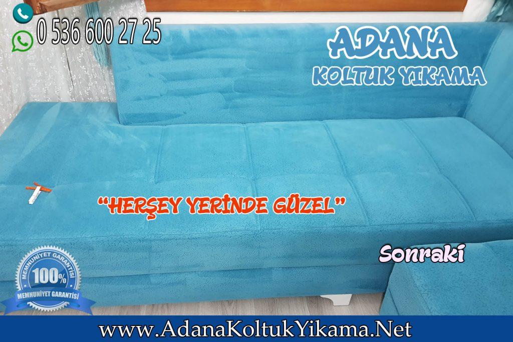 Adana Koltuk Yıkama - Köşe Takımı Yıkama