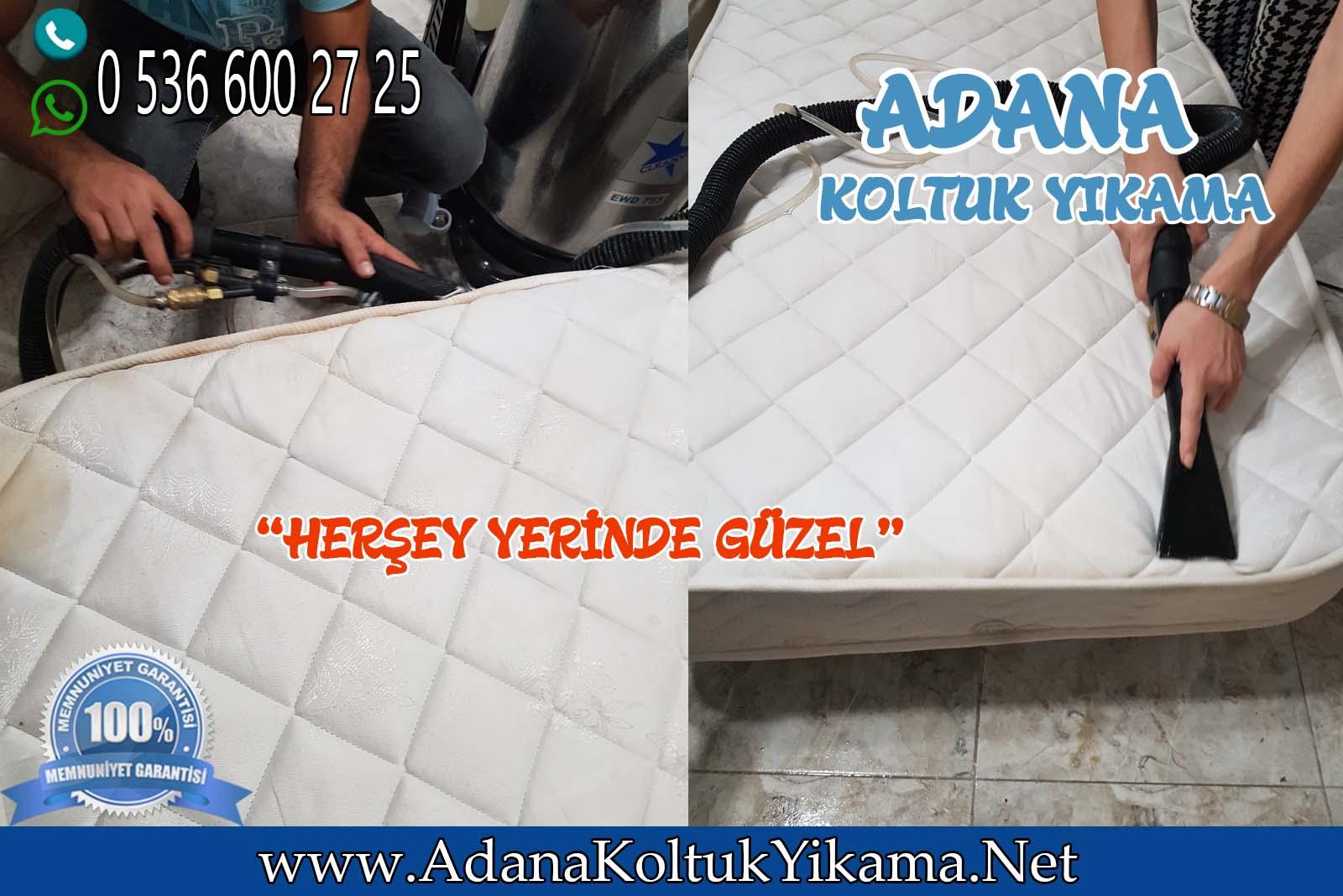 Adana Mekan Yatak Yıkama + Anka Kız Yurdu + Özel Leke Çıkartma