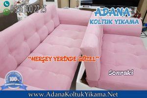 Adana Koltuk Yıkama - Pınar Mahallesi L Koltuk Yıkama