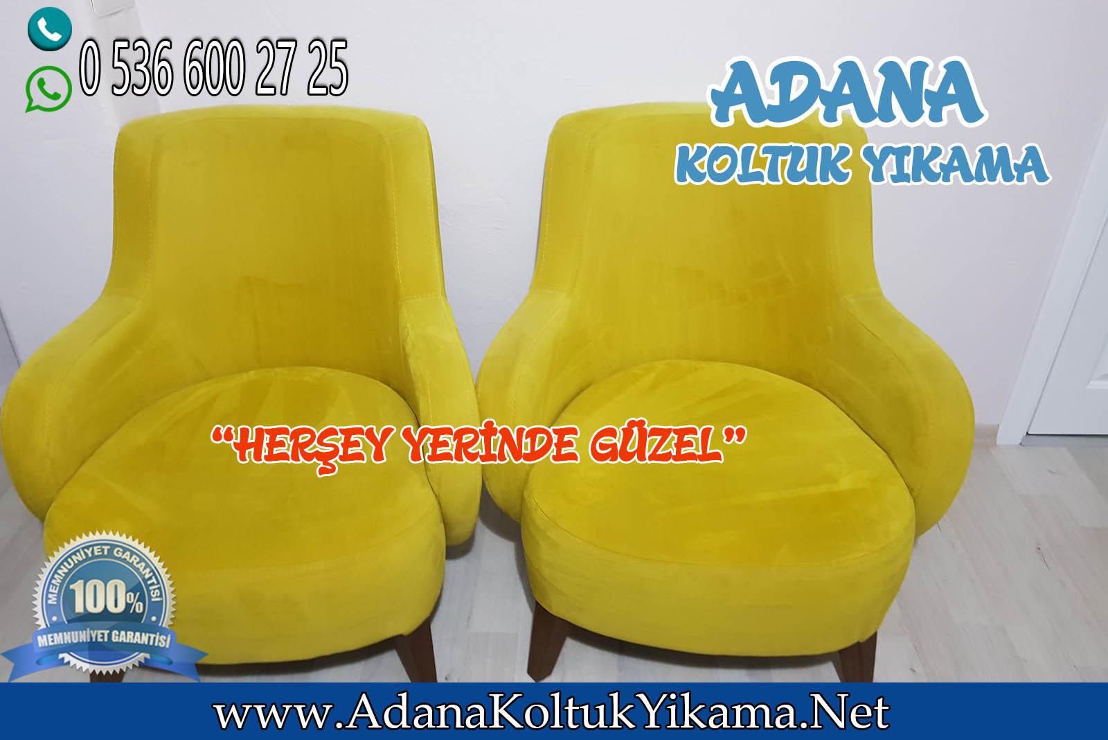 Adana Sarıçam Koltuk Yıkama+Çekyat Yıkama+Berjer Yıkama