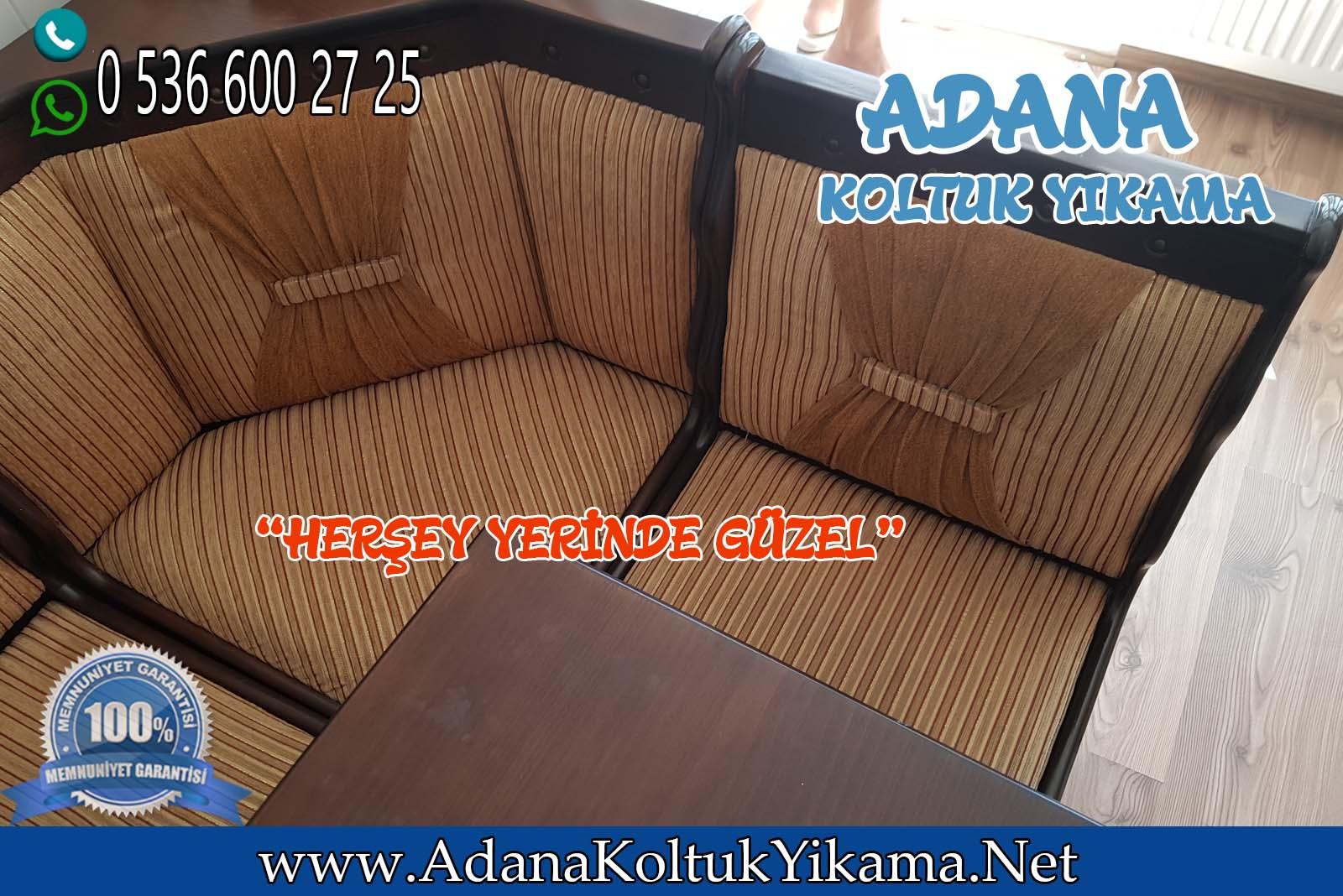 Adana Seyhan Muftak Köşe Takımı Yıkama ( 2000 Evler )