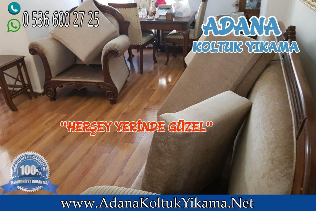 Adana Koltuk Yıkama - Seyhan Gazipaşa