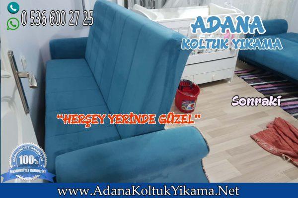 Adana Koltuk Yıkama - Yüreğir Koltuk Yıkama