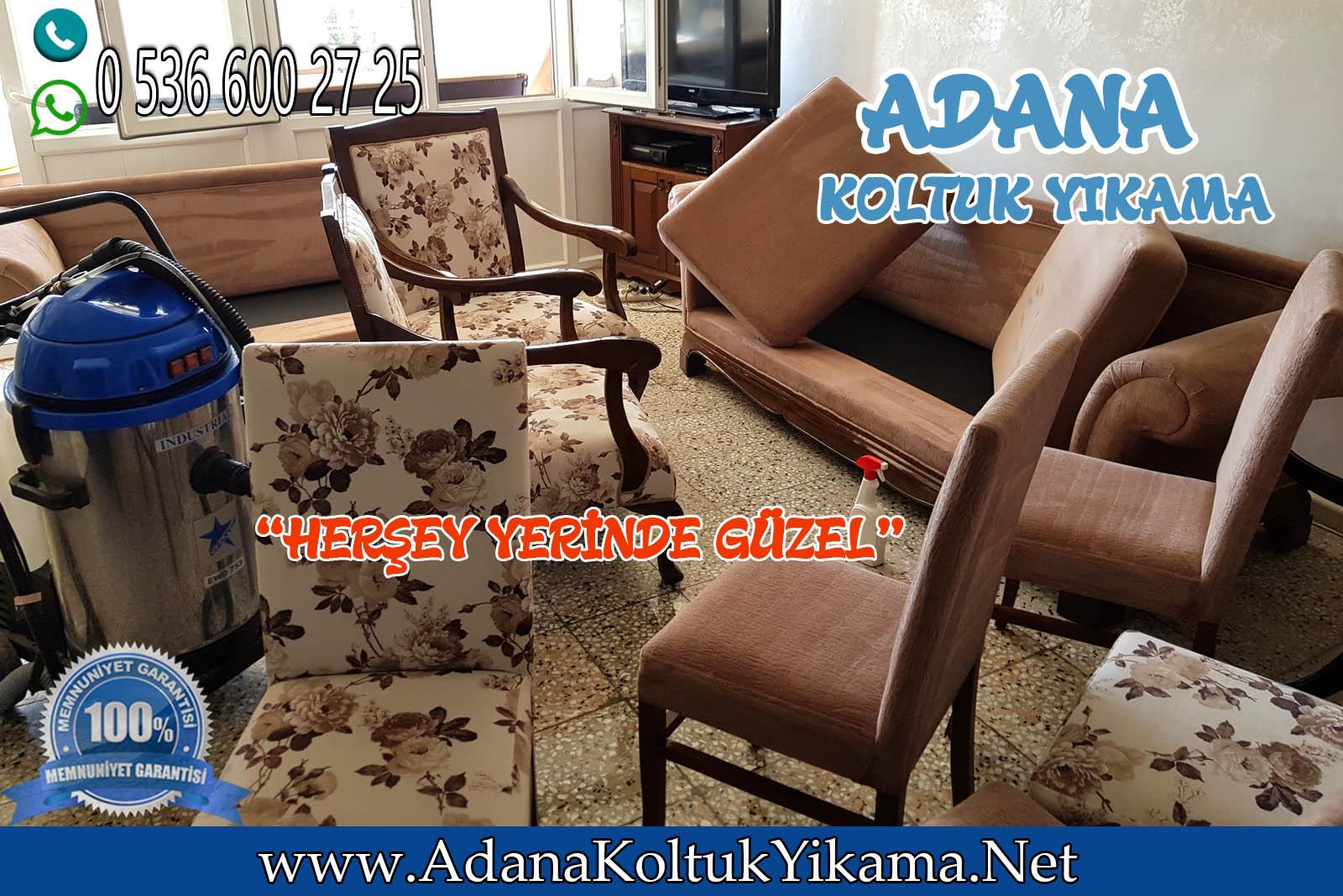 Yüzüncü Yıl Koltuk Yıkama + Adana Koltuk Yıkama + Sandalye Yıkama+ Minder Yıkama