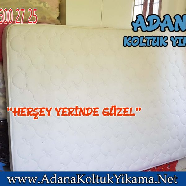 Adana Mavi Bulvar Mekan Yatak Yıkama