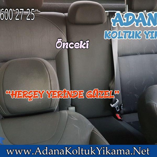 Adana Oto Koltuk Yıkama