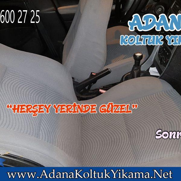 Adana Oto Koltuk Yıkama Peugeot 206