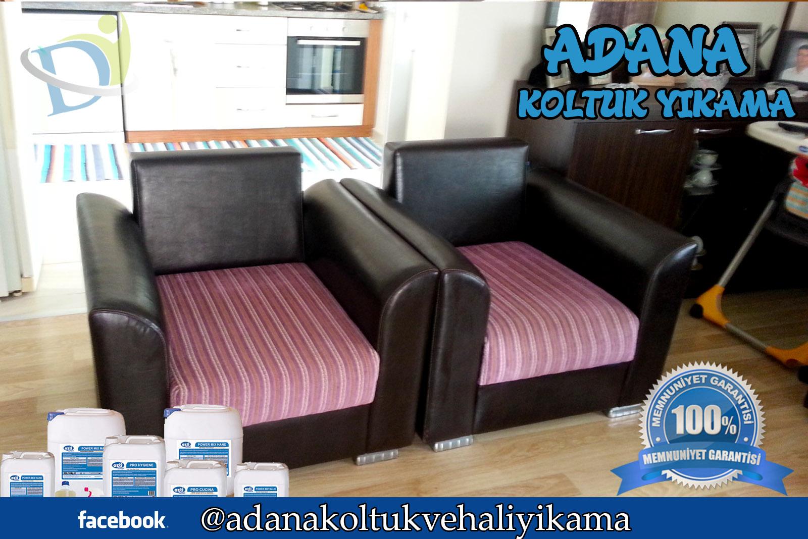Adana Koltuk Yıkama+Pınar Mahallesi+Deri Koltuk