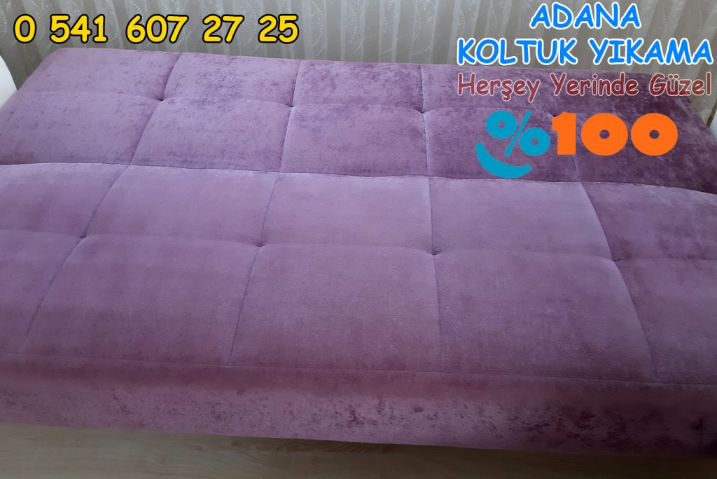 Koltuk Yıkama Adana  0541 607 27 25