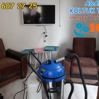 Yüreğir Koltuk Yıkama Adana | 0541 607 27 25