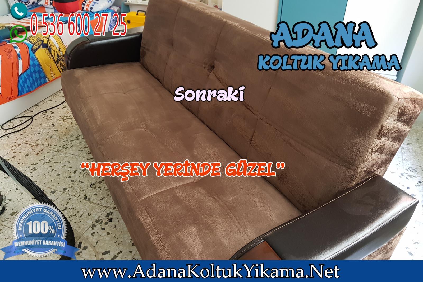 Adana Sarıçam Belediyesi Civarı Çekyat Yıkama