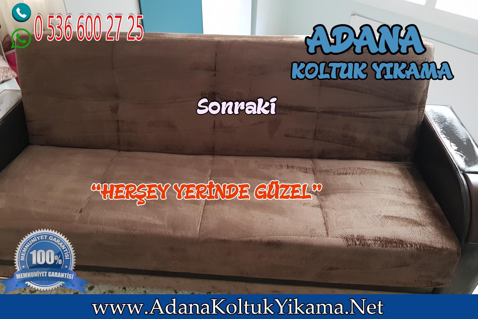 Adana Sarıçam Çekyat Yıkama