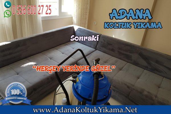Adana Sarıçam Köşe Takımı Yıkama