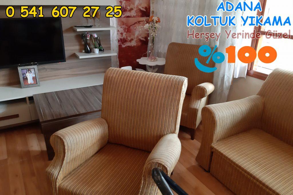 Seyhan Koltuk Yıkama Adana | 0541 607 27 25