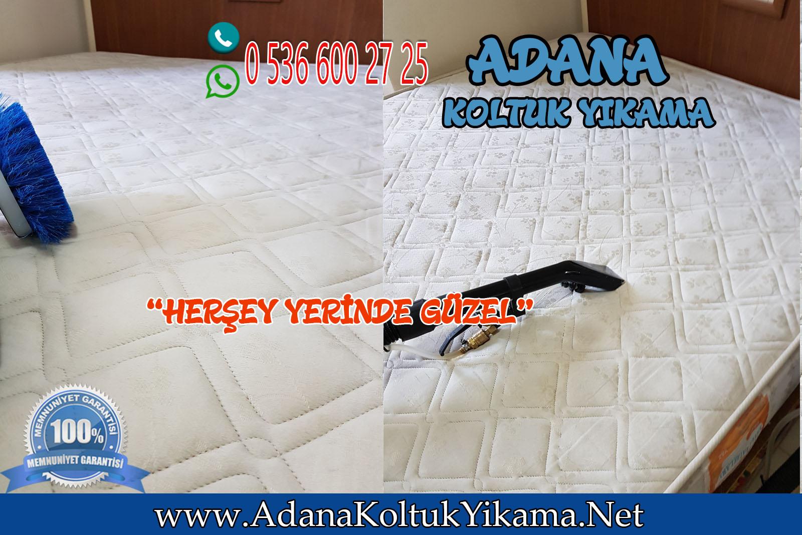 Adana Mekan Yatak Yıkama ( Ped Yatak Yıkama )